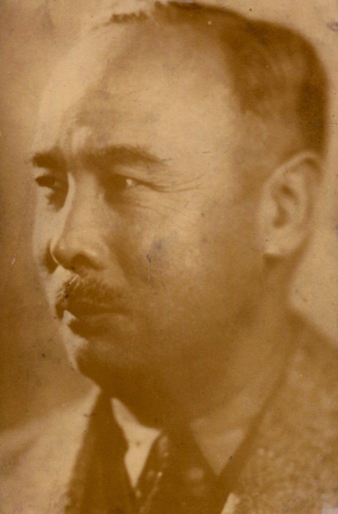 People's Republic of Korea leader Lyuh Woon-hyung
