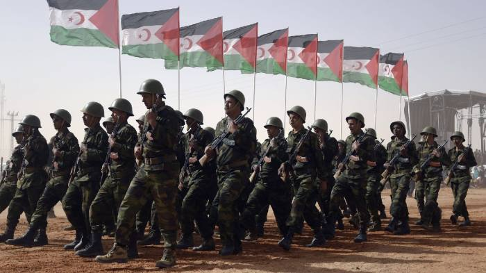 Soldiers of the Polisario Front