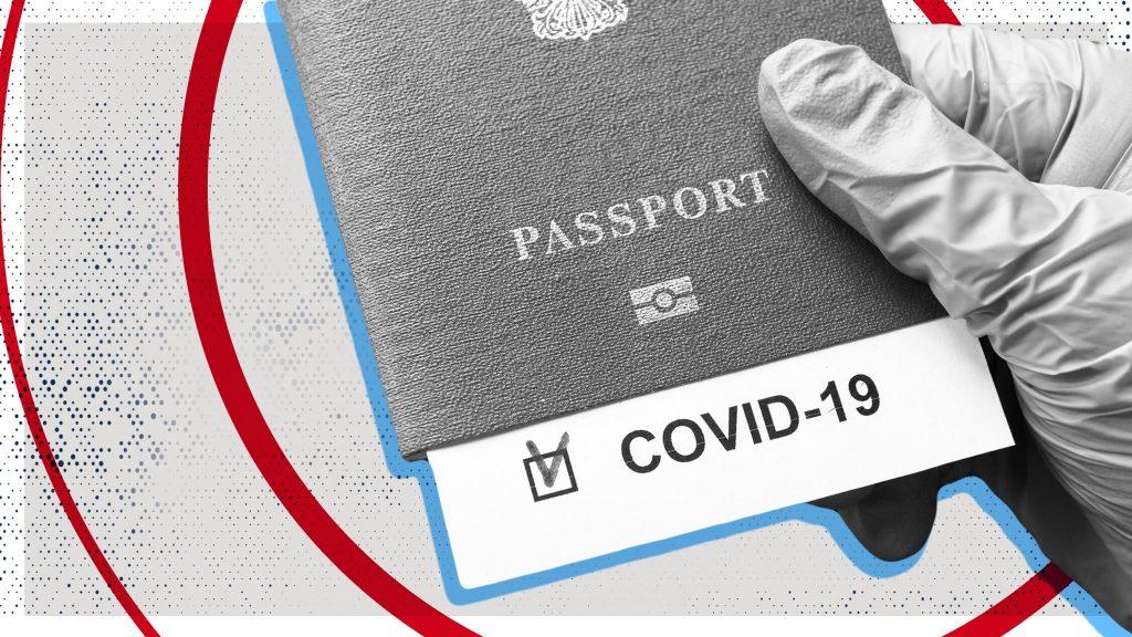 Travel Pass for Covid-19 Travel Passport