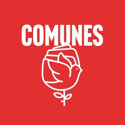 FARC's new political party logo for Comunes