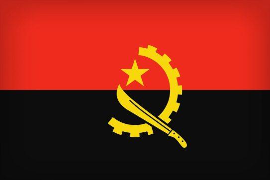 Flag of Angola image