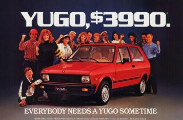10 Wild Facts About The Iconic Yugo Car!