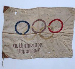 1940 Summer Olympics flag