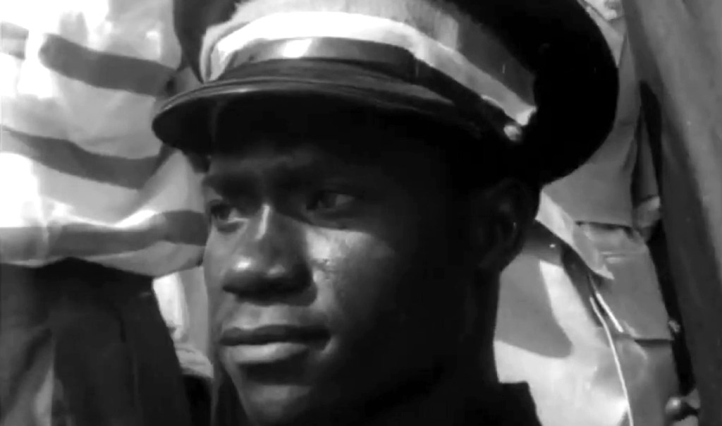 John Okello, head of the Zanzibar revolution