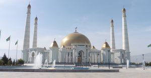Turkmenbashy Mosque
