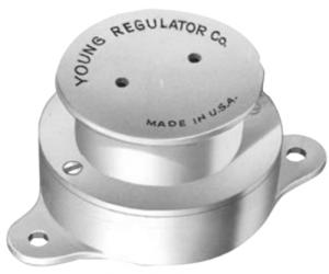 895, 896, & 900: Air Splitter Damper Hardware  Young Regulator