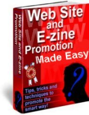Get more from your web site or E-zine!