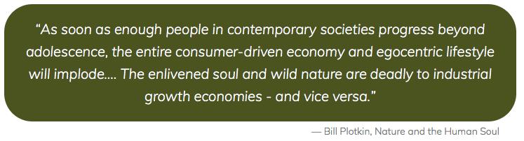 Human Progress – Nature & Soul