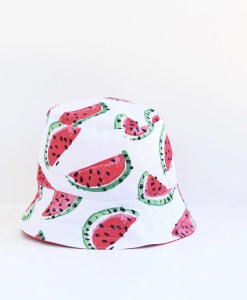 Kids Bucket Hat - Watermelons