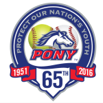 65th PONY Mustang World Series, August 4 - August 7, 2016