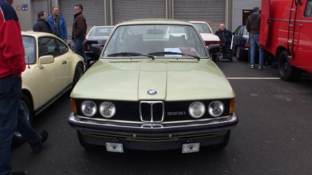 BMW 323i 1980 16590 Eur