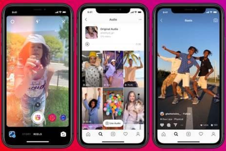 5 Competitors Of Instagram Reels In 2021