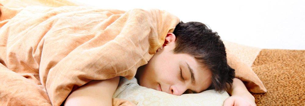 Figlio dormire