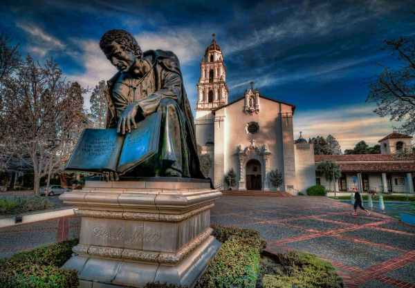 St. Mary's College of California - video, rankings, stats ...