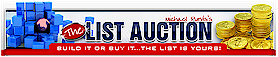 thelistauction logo