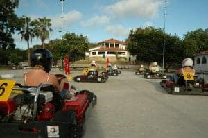24 Go karting Mombasa 300x199 100 Things to do in Kenya