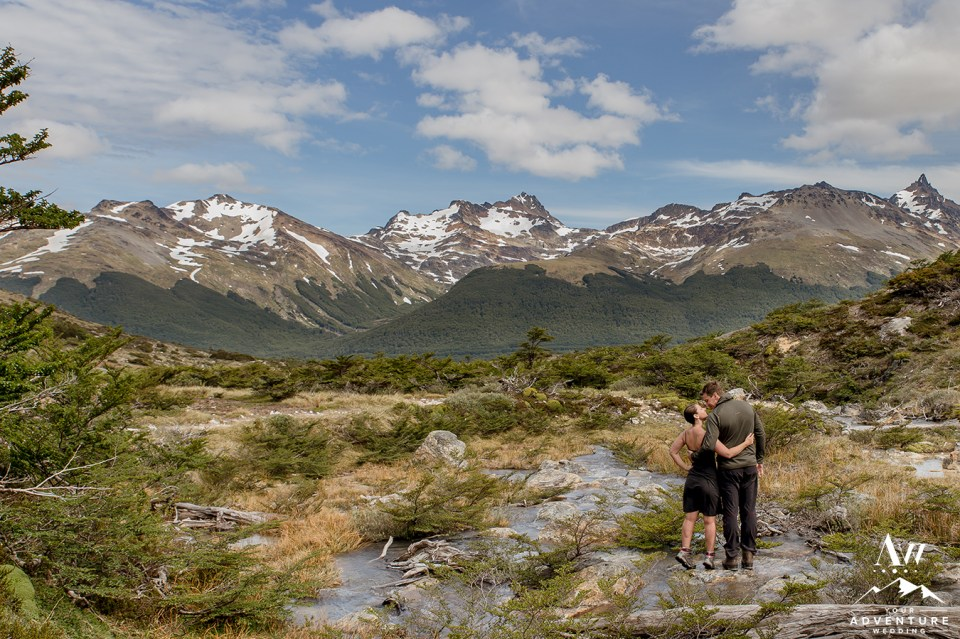 Laguna Esmeralda Ushuaia -Patagonia Wedding Photographer - Your Adventure Wedding Locations