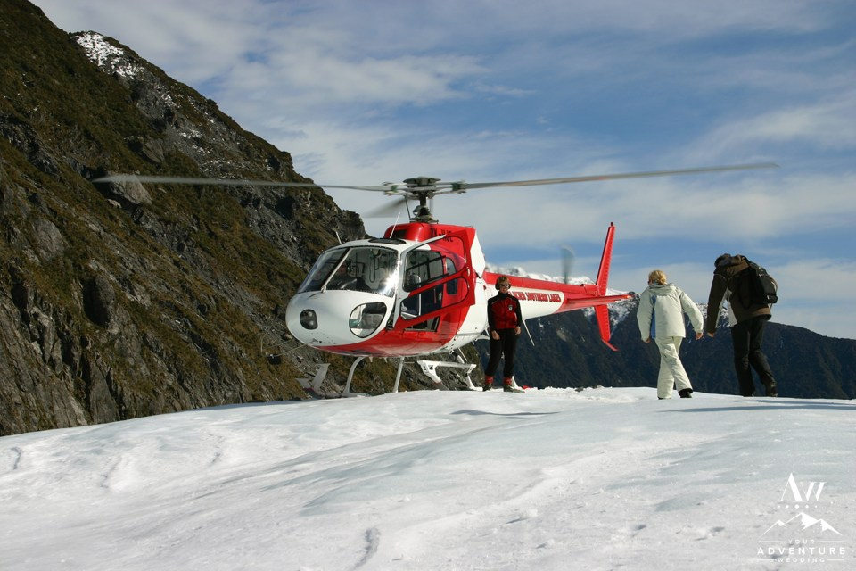 New Zealand Wedding Fox Glacier Your Adventure Wedding