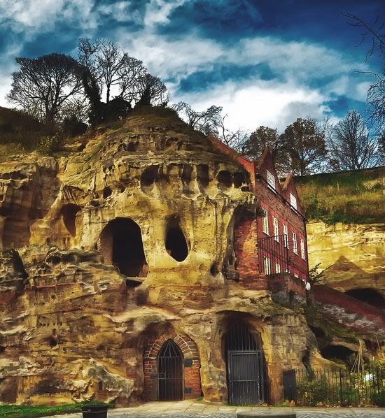 Nottingham-Castle