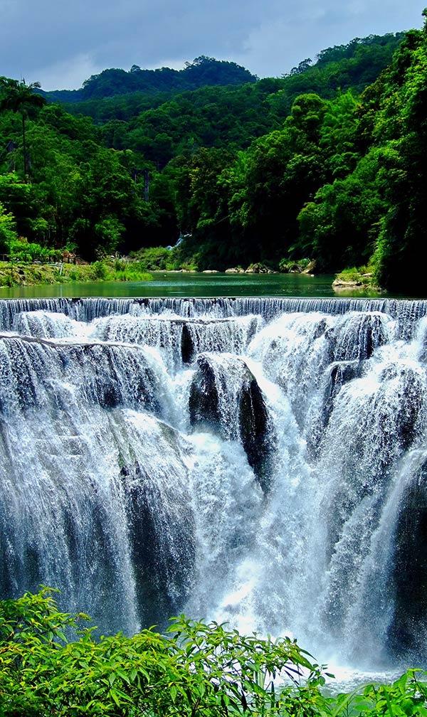 Shifen-Waterfall