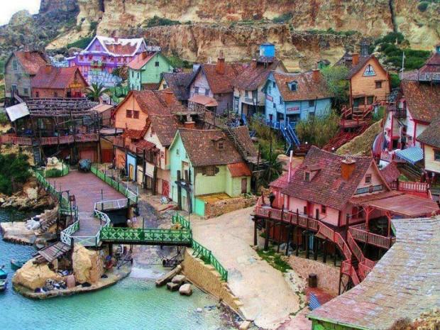 Unbelievable Colorful Nature