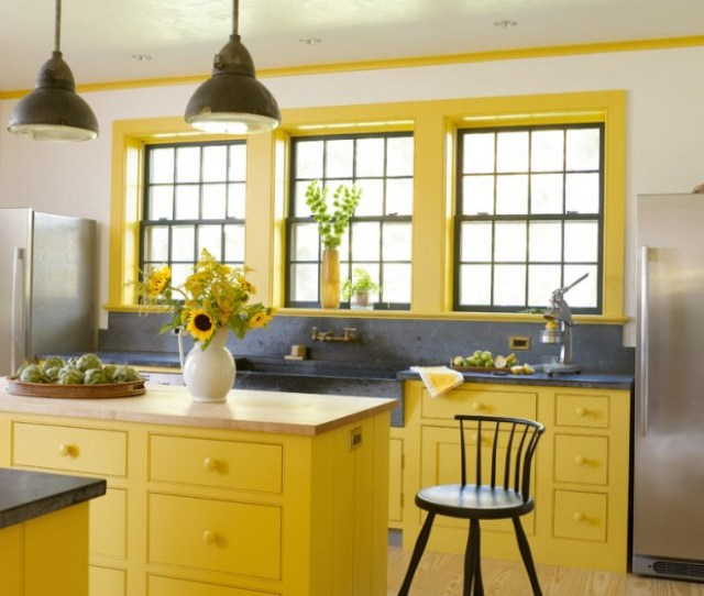 Warm Farmhouse Kitchen Designs