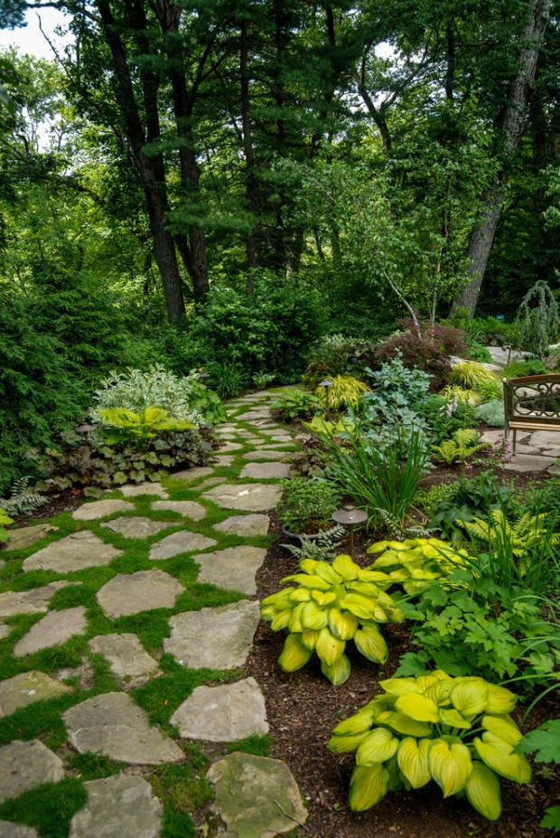 Amazing Landscaping Ideas for Small Budgets ... on Small Landscape Garden Ideas id=68805