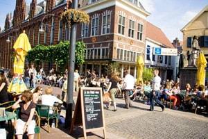 Vrijgezellenfeest in Arnhem