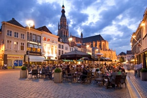 Vrijgezellenfeest in Breda