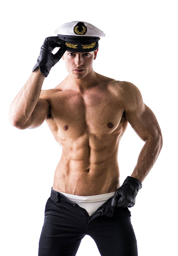 Male stripper for your bachelorette party