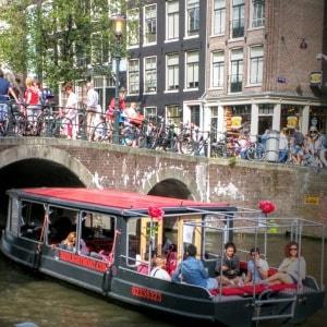 strip boot Amsterdam