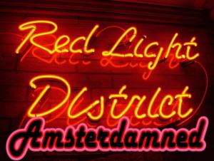 Amsterdamned redlight district