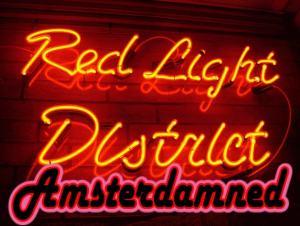 Amsterdamned redlight district