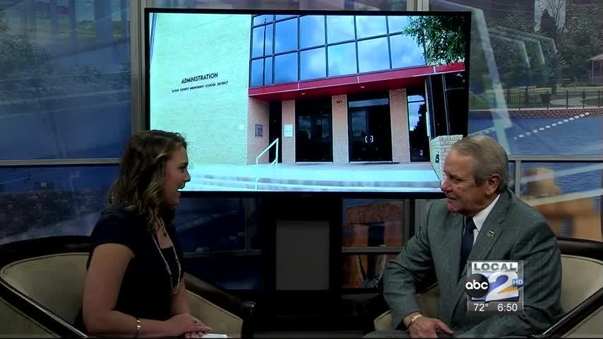 ECISD Superintendent Tom Crowe Talks New School Year_28208602-159532