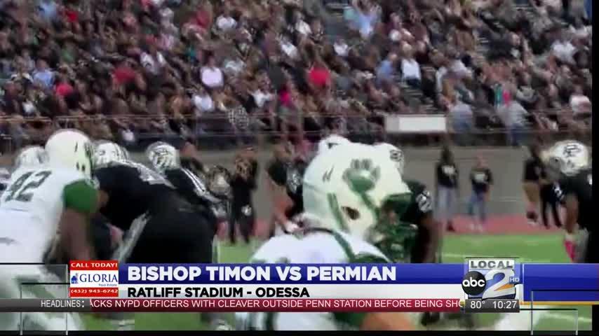 Permian Dominates Bishop Timon -NY- Thursday Night_41243529-159532