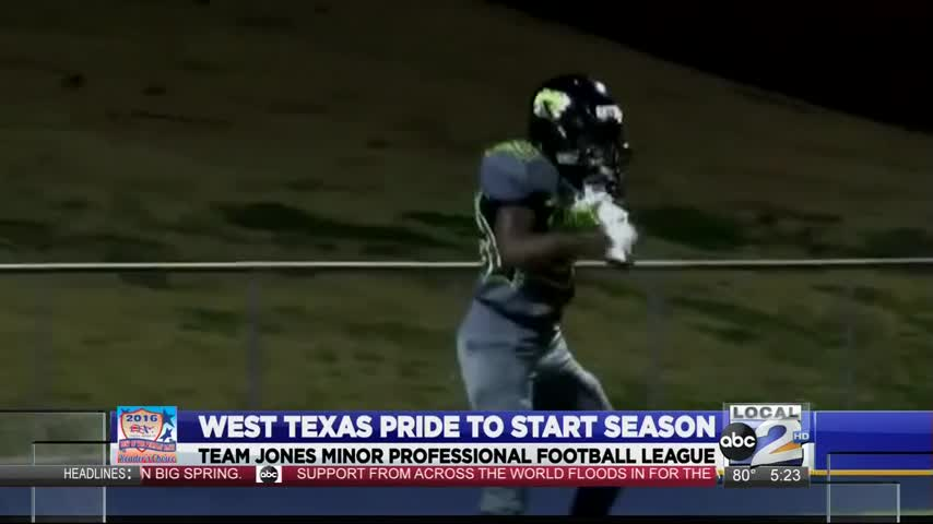 West Texas Pride Back to Football_89443639