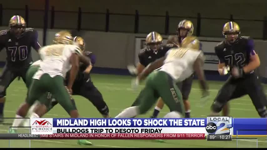 Midland High Looking to Shock the State_48492919
