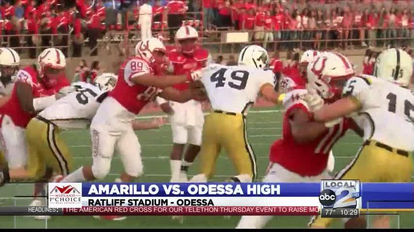 Odessa High Starts Season 2-0_37098014