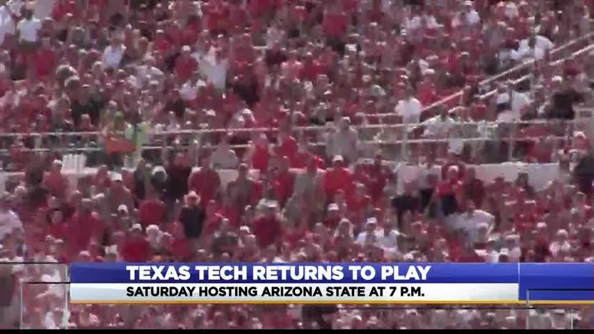 Texas Tech Returns to Play_76352148