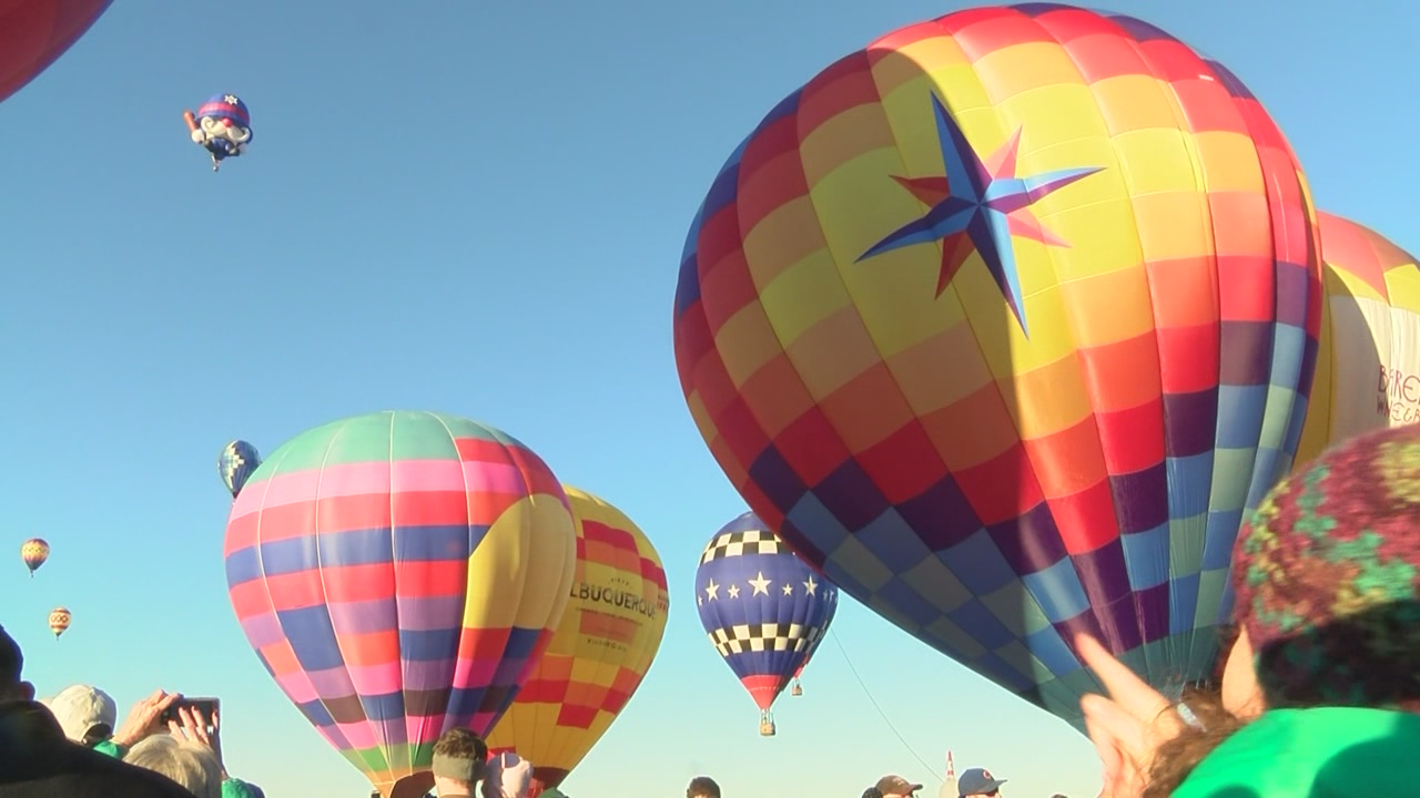 46th Annual International Balloon Fiesta goes off without a hitch_699961-846624080