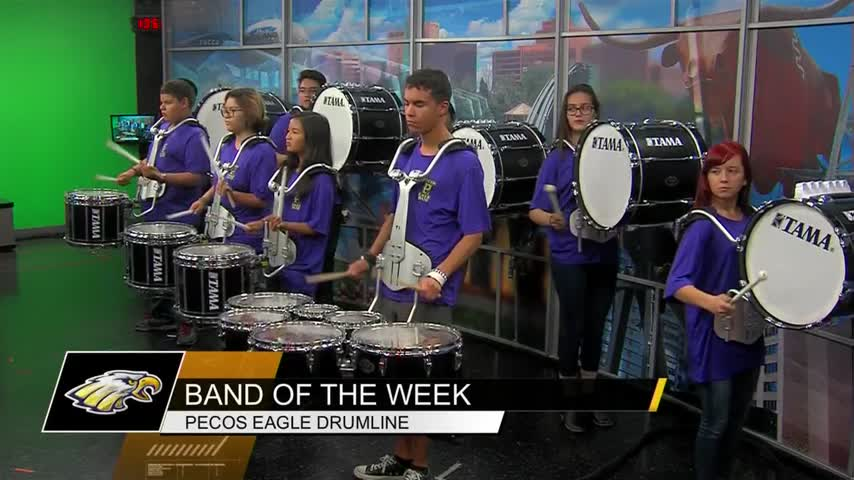 Band of the Week- Pecos_08051618