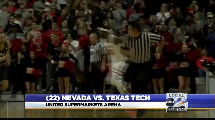 Texas Tech Takes Out No- 22 Nevada_25296124