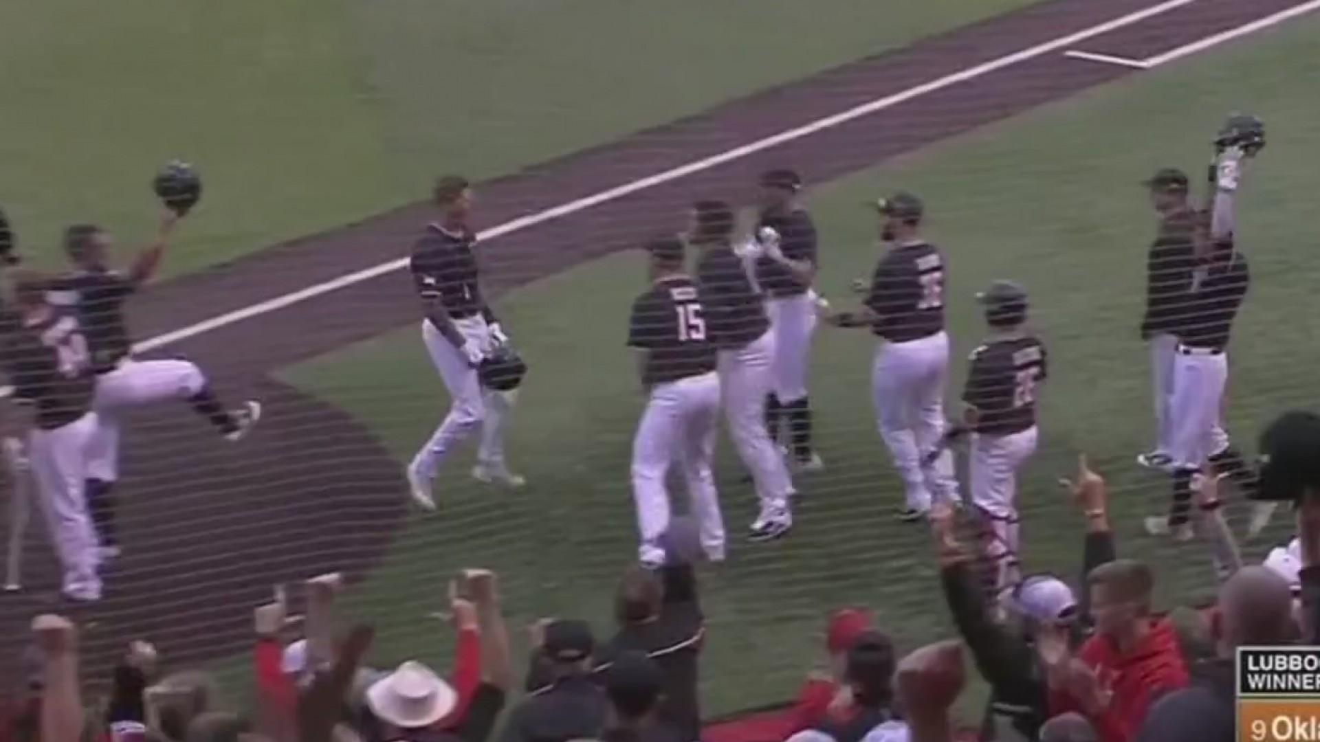 Texas Tech wins Super Regional
