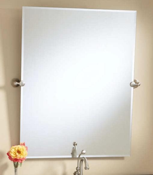 36 Seattle Rectangular Tilting Mirror Luxury Bathroom Products