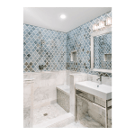 Hampton Carrara Polished Marble Subway Tile 4x12 In Your Bath Store