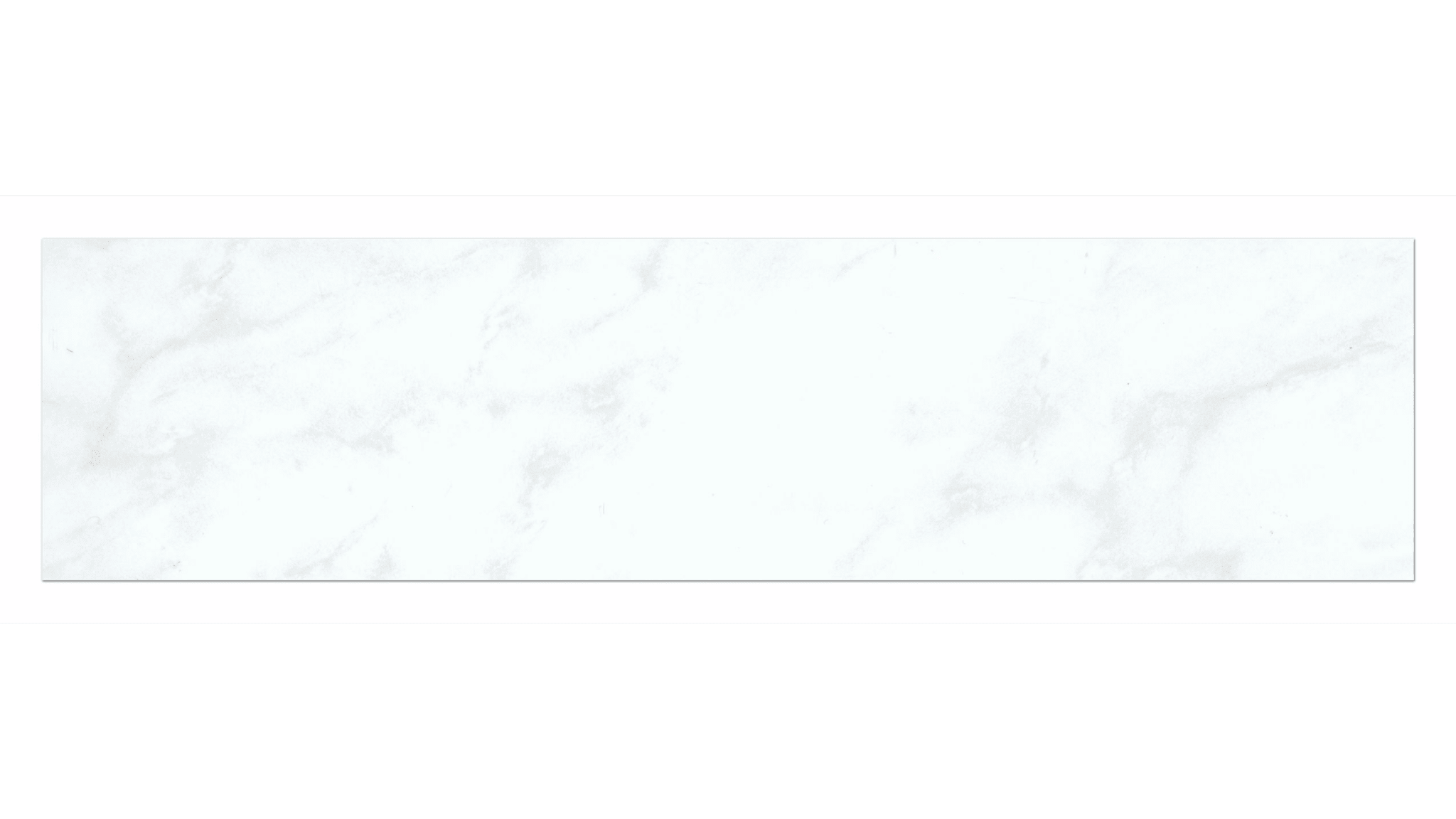 Carrara Gris Ceramic Subway Tile X In Luxury Bathroom Products - Carrara gris porcelain tile