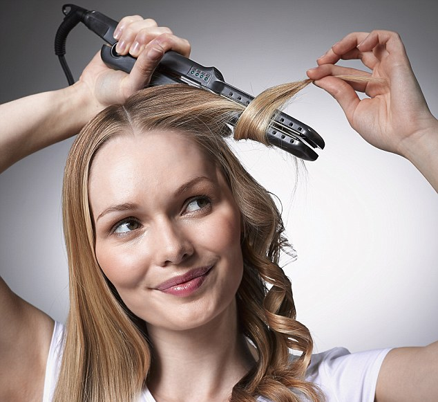 How To Curl Hair With Flat Iron Your Beauty 411