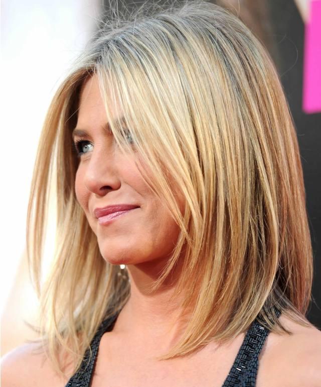 medium straight hairstyles - your beauty 411