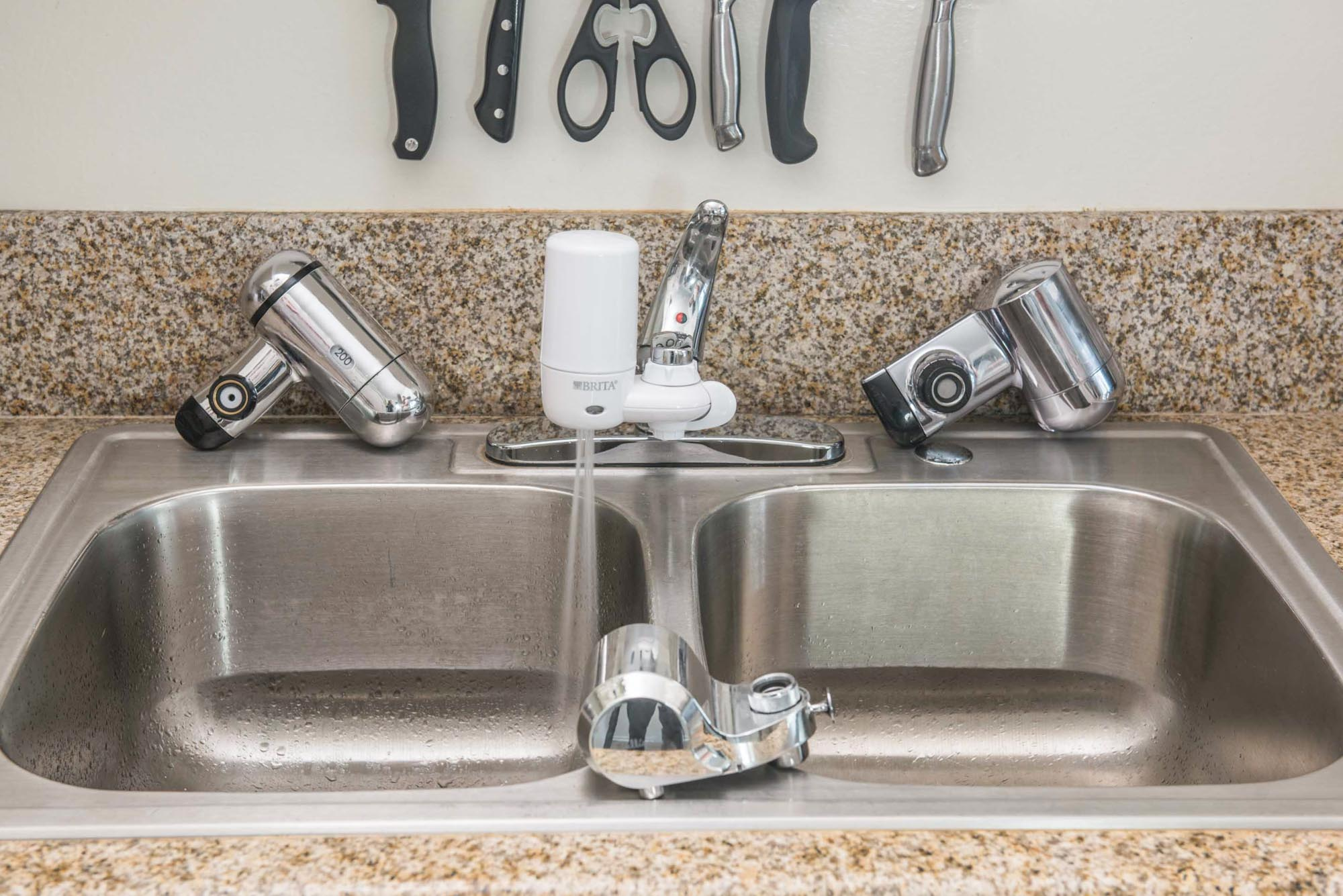 the best faucet water filters