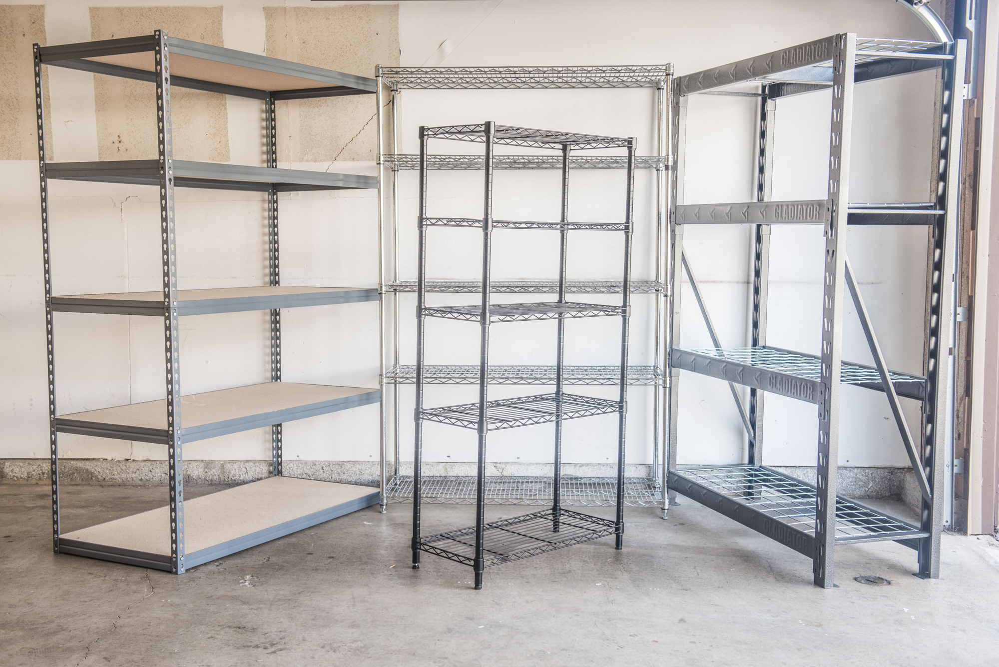 The Best Garage Shelving Of 2019 Your Best Digs